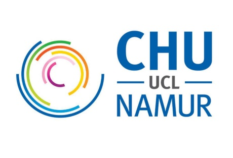 CHU-UCL Namur logo