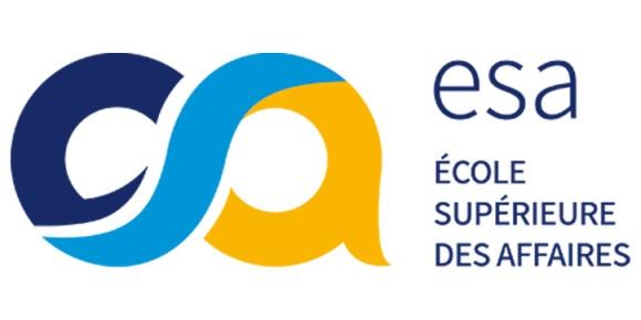 Ecole supérieure des affaires logo